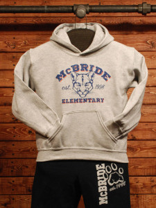 McBride Elementary School Hoodies Springfield, MO