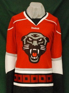 Drury University Hockey sweater