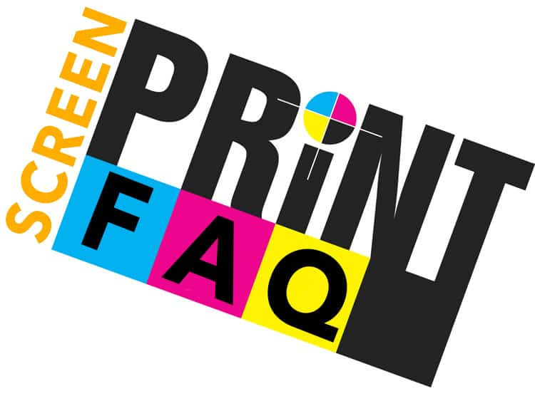 Screen Printing Questions - FAQ | Greek Corner Printing
